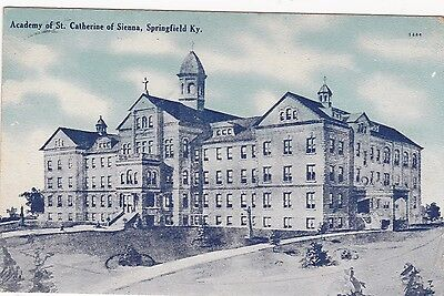 SPRINGFIELD, Kentucky, 1908 ; Academy of St Catherine of Sienna