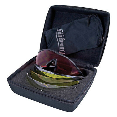 Jack Pyke GP Shooting Glasses 4 Lens