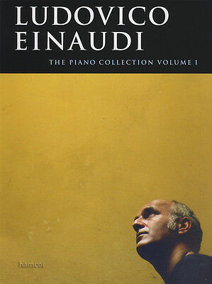 Ludovico Einaudi The Piano Collection Vol 1 Sheet Music Book
