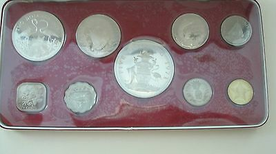 1973 Bahama 9 Pc. Proof Set