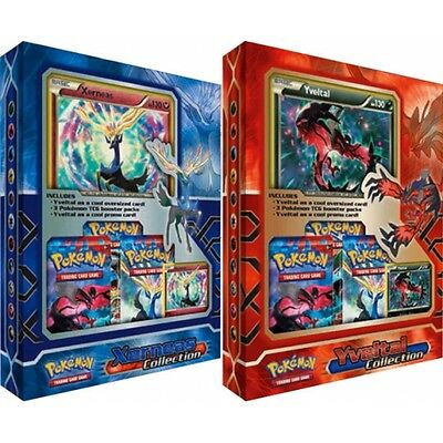 Pokemon TCG Xerneas or Yveltal Collection Box - Brand new!