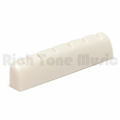 Graphtech PQ-6060-00 TUSQ Nut Epiphone Style 1/4 Inch - Slotted