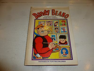 "Dandy & Beano ""Famous Faces from the Comics"" Annual - Year 1992 - UK Annual"