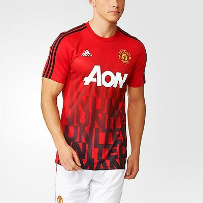 Adidas Manchester United Jersey - AH6245 Adult