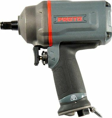 """Stanley Proto J150WP 1/2"""" Square Drive Pistol Grip Impact Wrench, 1-Pack"""