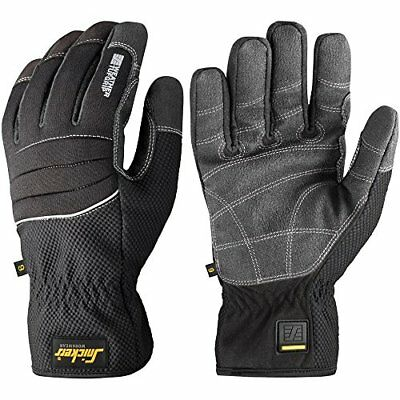 "Snickers 95830404012 Size 12 ""tufgrip Weather Guanti, colore: nero (P3a)"