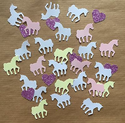 Unicorn Table Confetti Birthday Table Sprinkles Baby Shower Decorations