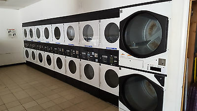 *** Maytag stackable 30lb, front load, comercial Dryers ***