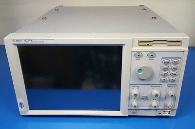 HP Agilent Keysight 16702B w/ Opt 003  Logic Analyzer System