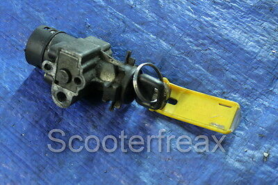 Peugeot Vivacity 50 Injection orig. 7 PIN Ignition with 1x Key Ignition