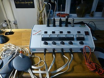 Carlton Super Galvanic Face & Body Machine.  Fully Serviced With Warranty