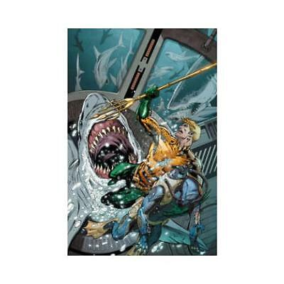 Aquaman: Volume 5 : The New 52 by Jeff Parker (Hardback, 2014)
