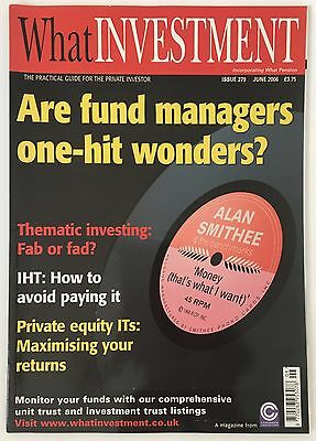 What Investment Magazine June 2006 Issue 279