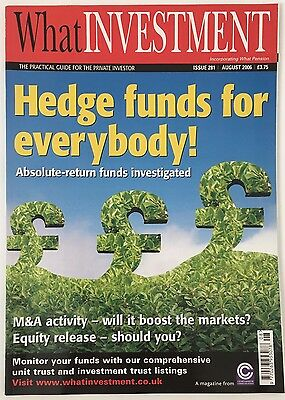What Investment Magazine August 2006 Issue 281