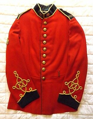 Antique Pre WW1 Duke Of Lancaster's Own Yeomanry Other Ranks Tunic - Scarce!