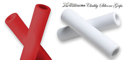 * MAKE AN OFFER* X-lite Ultra Chubby Silicone Grips, Black MSRP $22.99 - NEW!