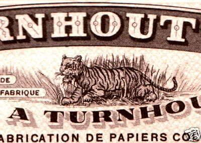 """10 RARE 1944 """"HAPPY TIGER CUB"""" BONDS from FAMED PLAYING CARD CO. Retail $30+ ea!"""
