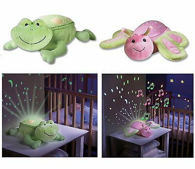 Summer Infant Slumber Buddies - Multiple Sounds, Light Colours, Stars, Auto