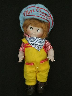 1994 Campbell's Soup Doll with Clothing Hat & Shoes Advertising Collectible