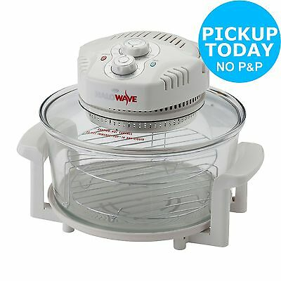 JML V0878 1400W 10.5L Halowave Halogen Oven - White. From the Argos Shop on ebay