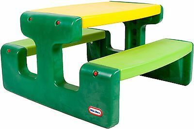 Little Tikes Large Picnic Table Evergreen. From the Official Argos Shop on ebay