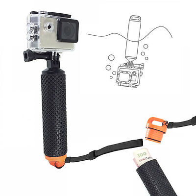 Floating Hand Grip Handle For Gopro Hero 2 3+ 4 5 Camera  Mount Accessory Float