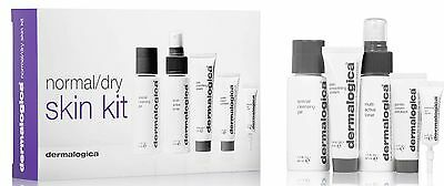 New Dermalogica Skin Kit Normal / Dry Sealed & boxed RRP£26.35 signed for RM