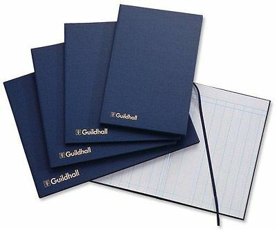 Accounts Book Headliner 31 Series 80 Pages 6 Cash Columns 298mm x 203mm