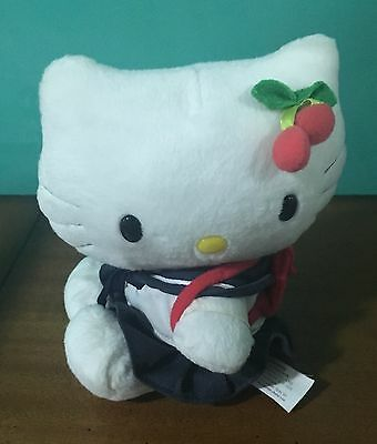 Hello Kitty Rare McDonalds Plush Toy 1999 School Uniform With Tags Collectable