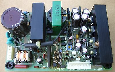Yaskawa Power Supply Board AVR000379 (3546P07530-B) from 626VM3 Spindle Drive