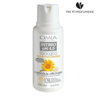 Omia Intimo Ph 4,5 Calendula Con Antifiammatori Naturali 250 Ml