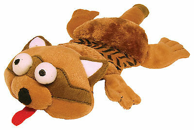 Roadkill Animal Plush Dog Toy choice of 3 Different Styles or Buy All 3 Deal
