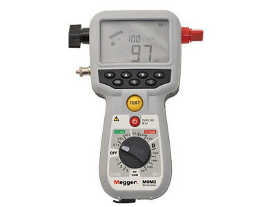 Megger BD-59092 MOM2 Hand-held 200 A Micro-Ohmmeter