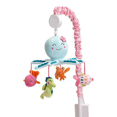 Carter's Under the Sea Collection Brahms Musical Mobile Octopus New