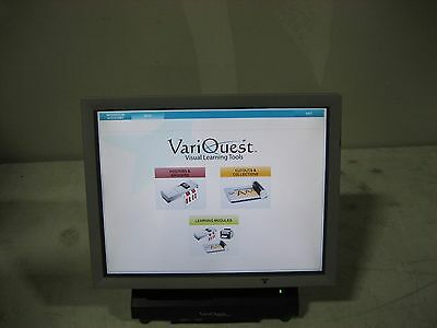 Variquest Design Center DC-1000 Touchscreen Graphics Computer xp software