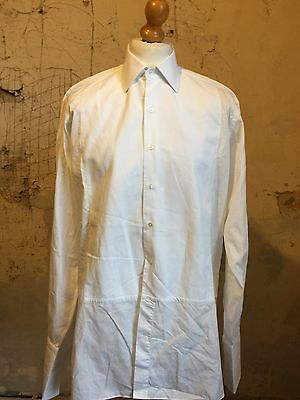 Turnbull & Asser Sea Island Quality Evening Dress Dinner Shirt Size 17