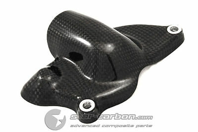 Cover Pompa Acqua Fibra Carbonio Ducati Monster S4 S4R S4Rs