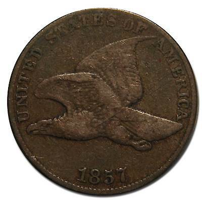 1857 Flying Eagle Cent Coin Lot A 2225