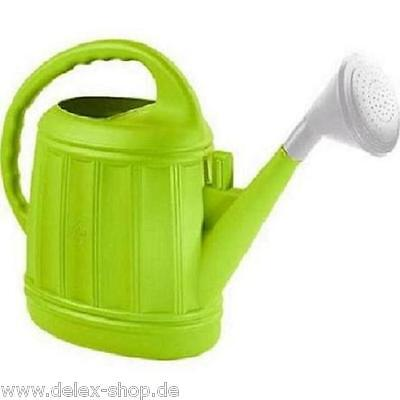 Watering Can Jug with Spray Plastic 1,7 - 3,7 - 7,0 - 12,0 Litre