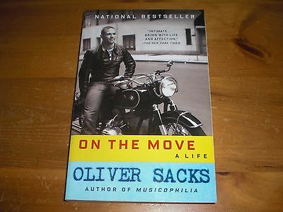 ON the MOVE - A Life by OLIVER SACKS, PB