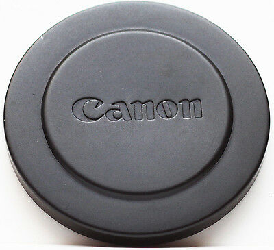 Vintage Canon Metal Front Lens Cap 77mm 77 mm Slip-on RARE