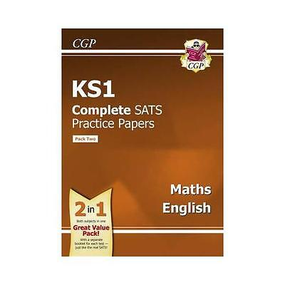 KS1 Maths and English Sats Practice Papers (Updated for the 2017 Tests) -...