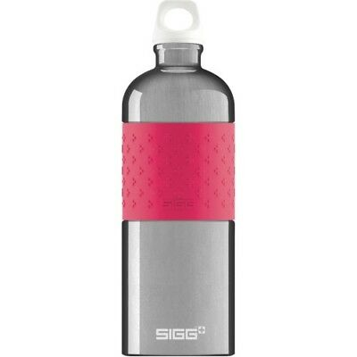 Sigg Cyd Alu 1.0l Unisex Accessory Water Bottle - Pink One Size