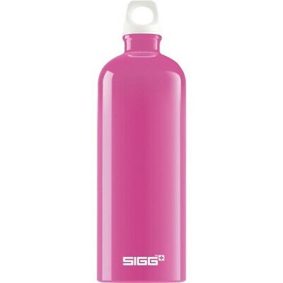 Sigg Fabulous 1.0l Unisex Accessory Water Bottle - Pink One Size