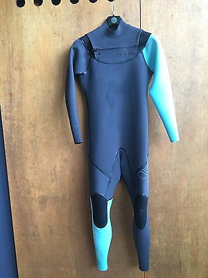 Adelio Wetsuit Steamer Size Med 3/2mm Not Ripcurl Patagonia