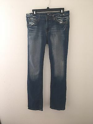 VIP Jeans Womens Denim Skinny Jeans Plus Size 15/16
