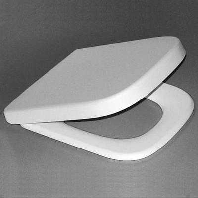 Caroma Cube White Toilet Seat & Lid Assembly With Softclose Hinges 300024W