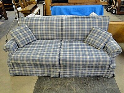 Sterns and Foster Hide A Bed Sofa Lot 368