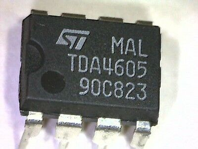 TDA4605 Control IC for Switched-Mode Power Supplies DIP-8