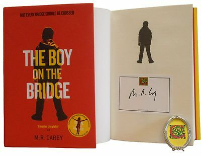 Signed Book - The Boy On The Bridge by M. R. Carey